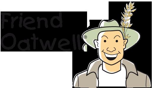 Logo Friend Oatwell Brasil